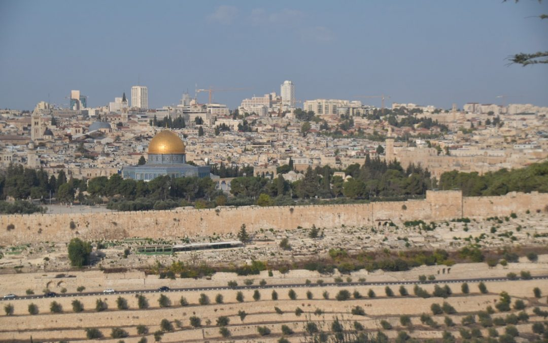 November 2019 Israel Tour Summary – Day 8