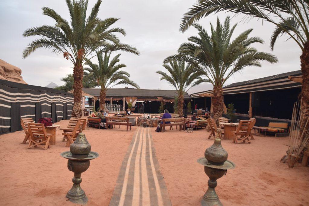 Wadi Rum Jordan Nov 2019 Israel Tour Group with John DeLancey