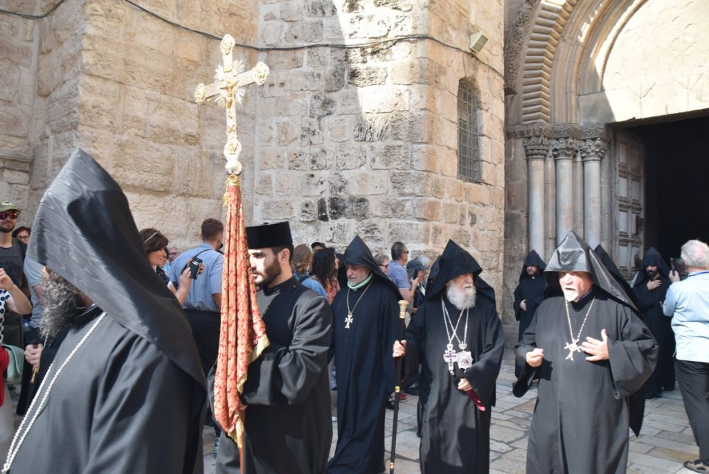 Old City Jerusalem Nov 2019 Biblical Israel Tour with John DeLancey