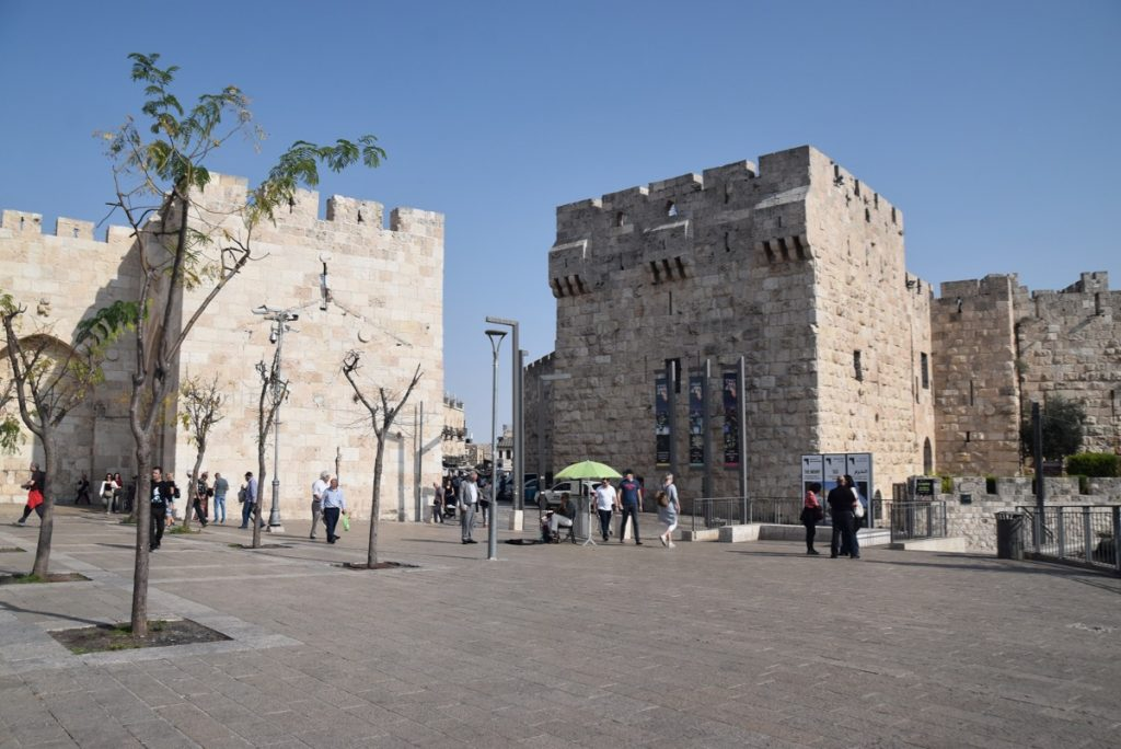 Old City Jerusalem Nov 2019 Biblical Israel Tour with John DeLancey