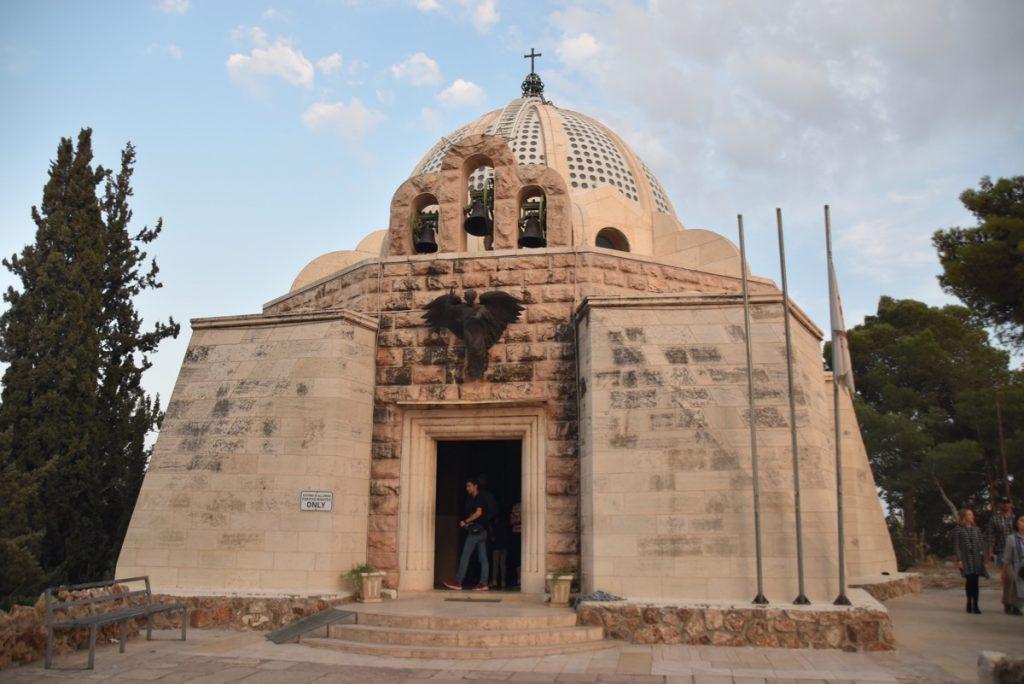 Bethlehem Nov 2019 Biblical Israel Tour with John DeLancey