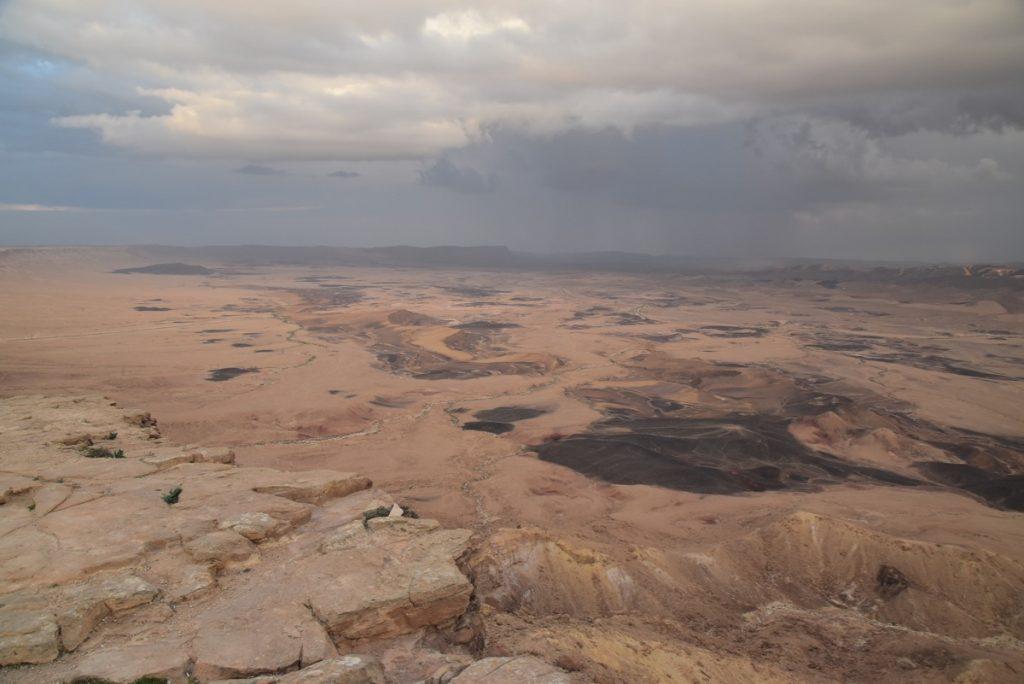 Machtesh Ramon Nov 2019 Israel Tour Group with John DeLancey