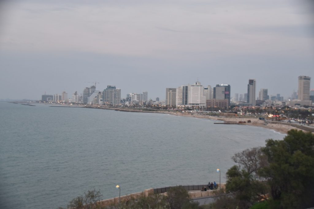 Tel Aviv Jan 2020 Israel Tour with John DeLancey