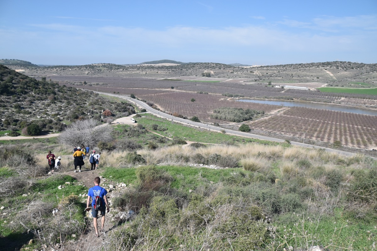 Socoh and Elah Valley