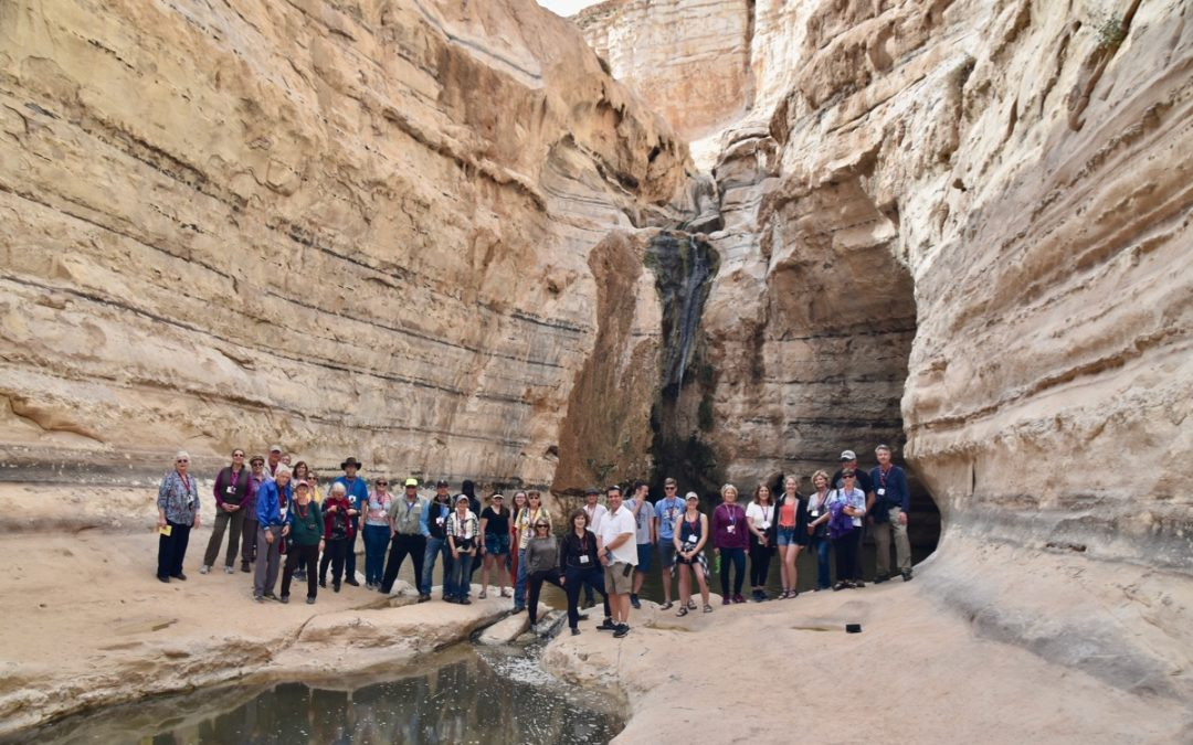 January 2020 Israel Tour Summary: Day 4