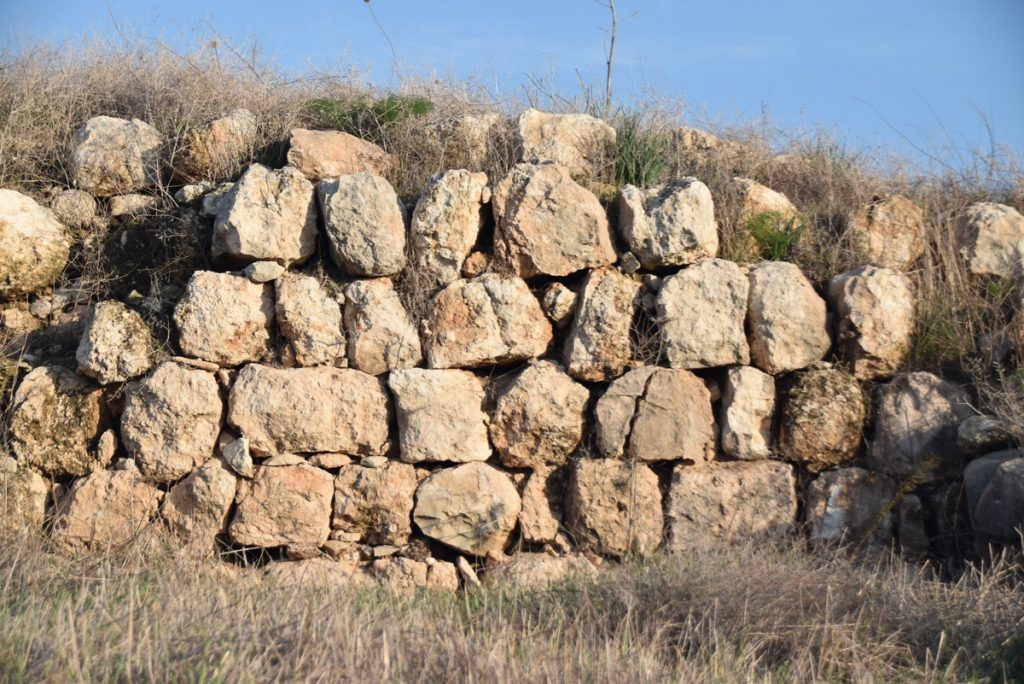 Lachish January 2020 Israel Tour with John DeLancey