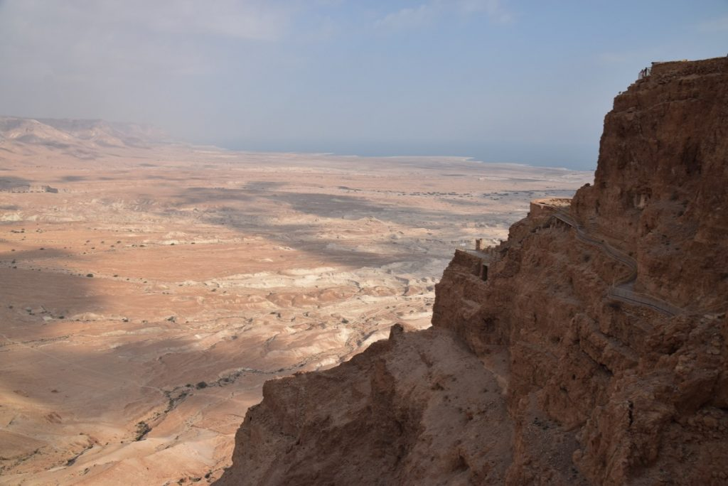 Masada January 2020 Israel Tour with BIMT and John Delancey