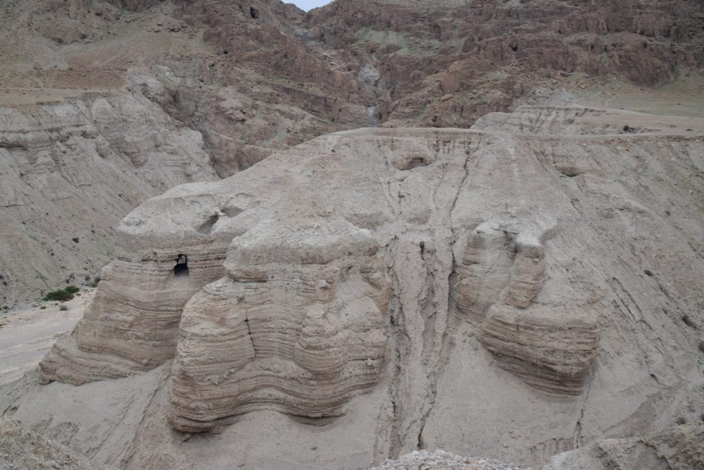 Qumran January 2020 Israel Tour with BIMT and John DeLancey