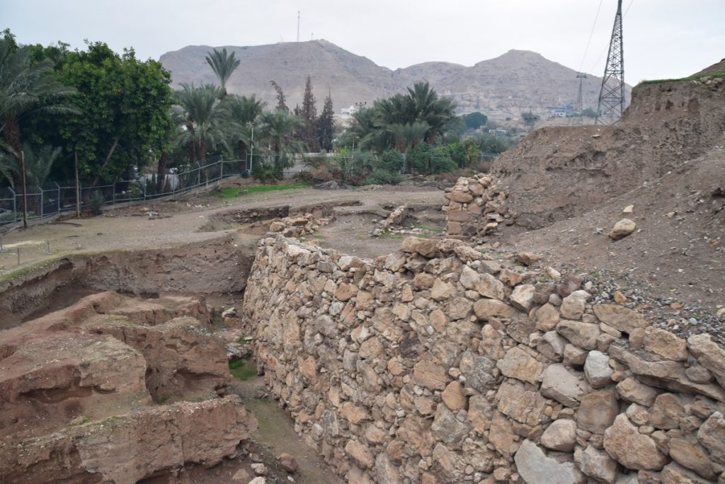 Jericho January 2020 Israel Tour with John DeLancey and BIMT