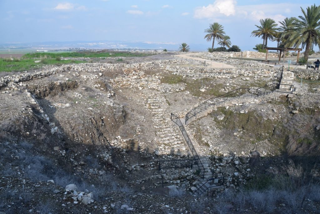 Megiddo January 2020 Israel Tour with John DeLancey and BIMT