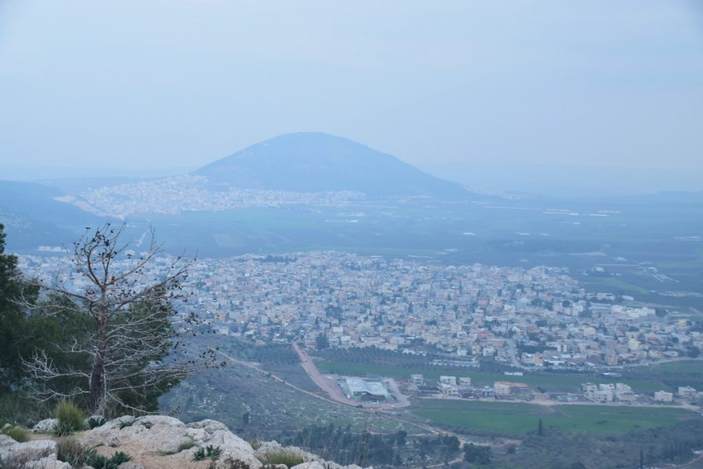 Jezreel Valley January 2020 Israel Tour with John DeLancey and BIMT