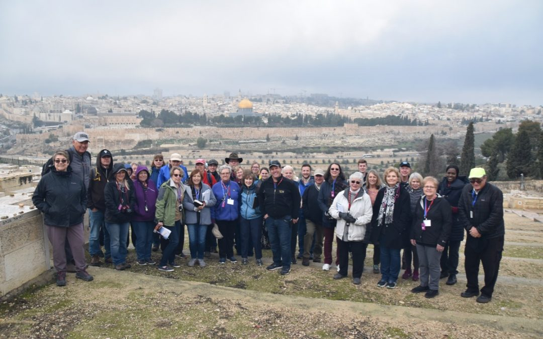 January 2020 Israel Tour Summary: Day 11