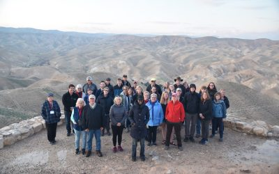 January 2020 Israel Tour Summary: Day 10