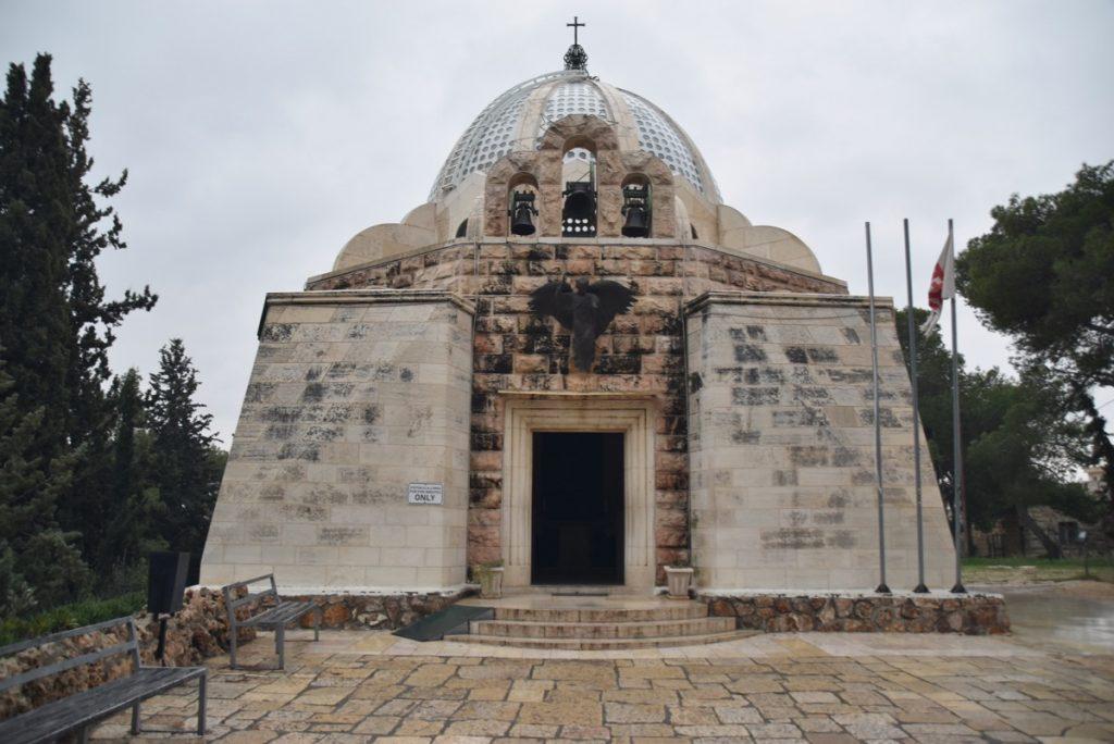 Jerusalem Bethlehem Jan 2020 Biblical Israel Tour with John DeLancey