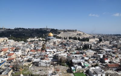 January 2020 Israel Tour Summary: Day 13