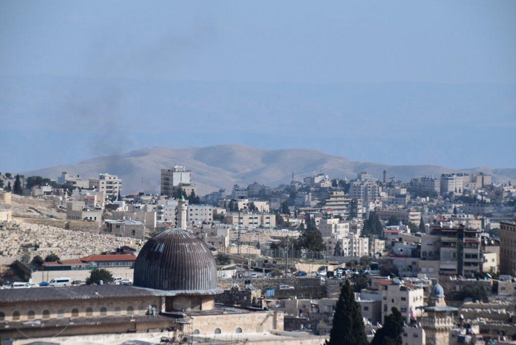 Jerusalem Old City January 2020 Biblical Israel Tour with John DeLancey