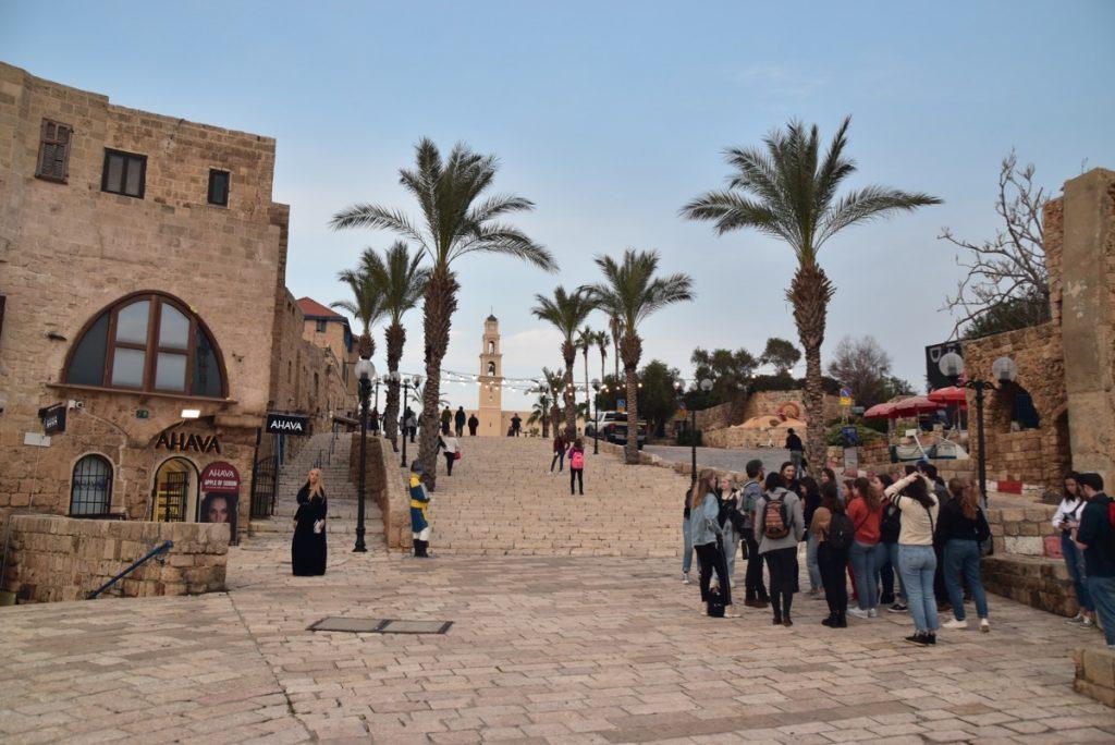 Jaffa Jan 2020 Israel Tour with John DeLancey