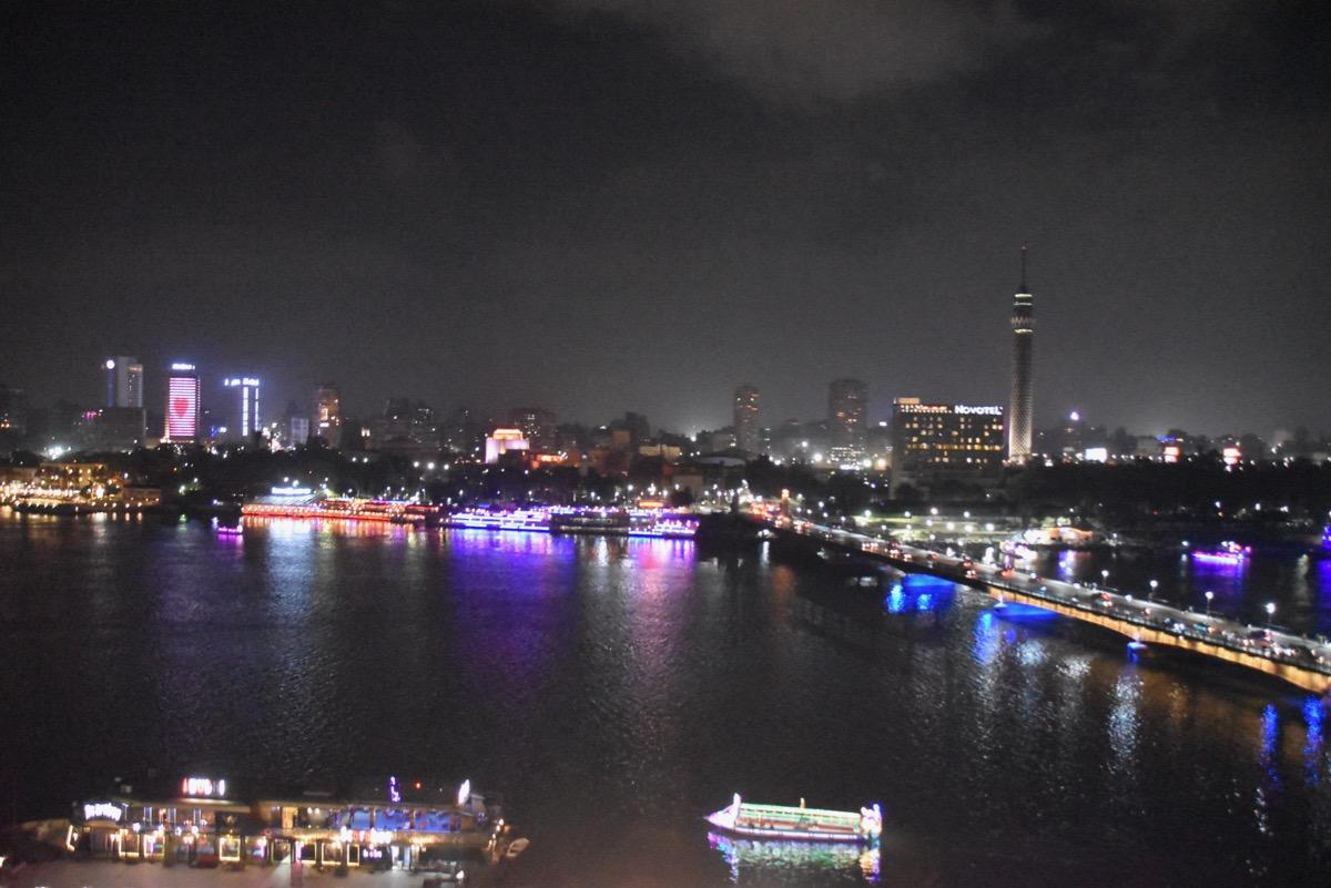 Nile River Cairo