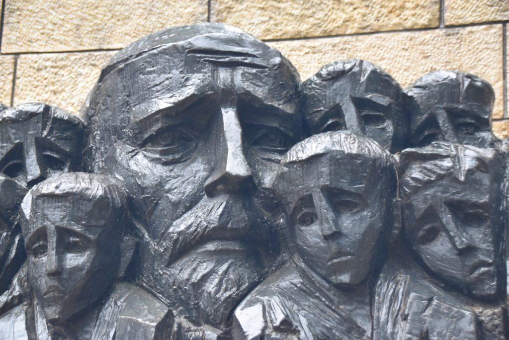Yad Vashem Feb 2020 Israel Tour with John DeLancey and BIMT