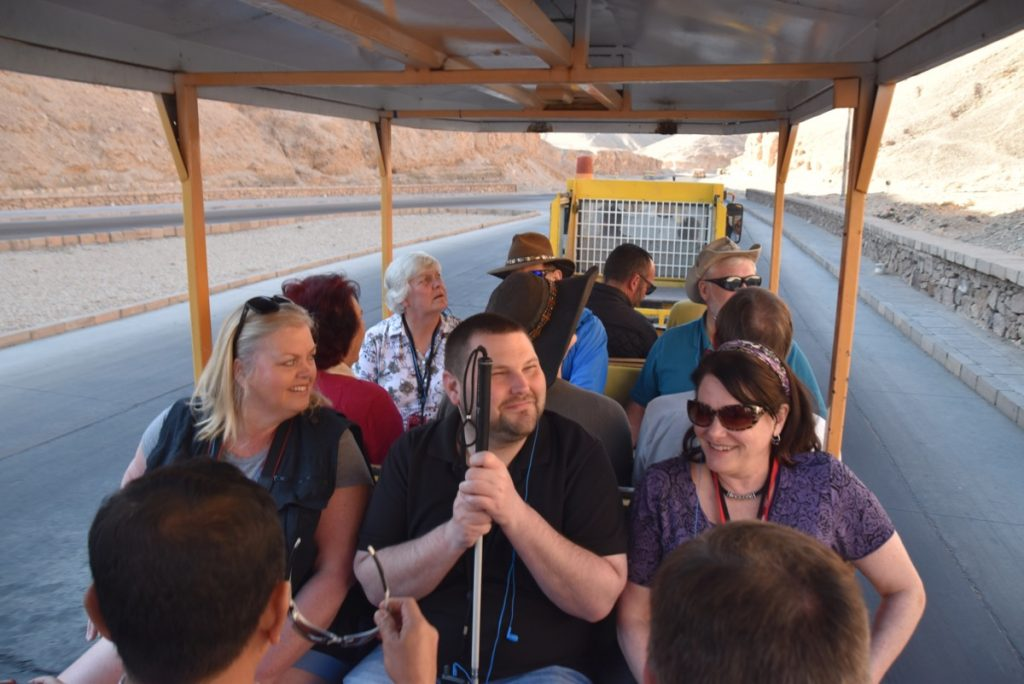 Valley of the Kings Egypt Tour with John DeLancey and BIMT