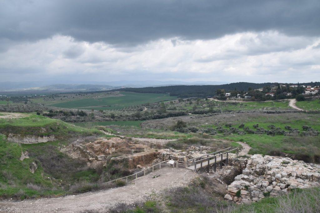 Gezer Feb 2020 Israel Tour with John DeLancey and BIMT
