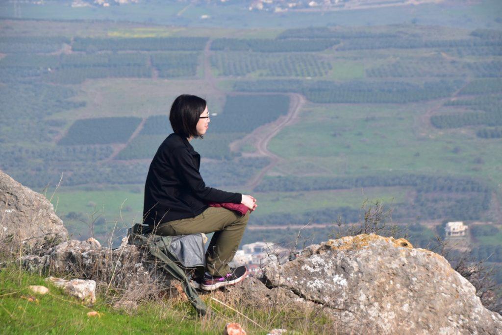 Arbel Feb 2020 Israel Tour with John DeLancey