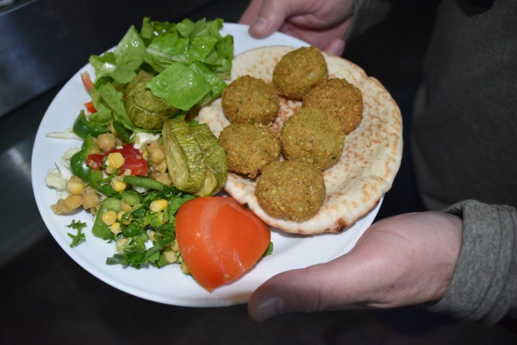 Falafel Feb 2020 Israel Tour with Egypt John DeLancey