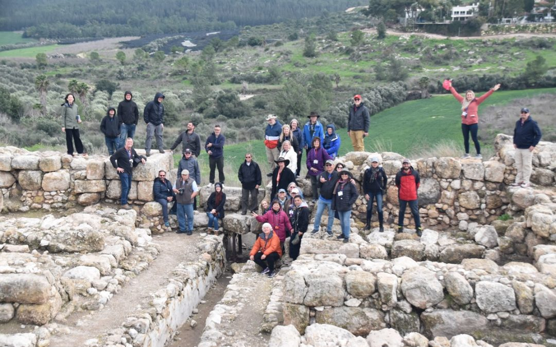 February 2020 Israel Tour Summary (with Egypt): Day 9