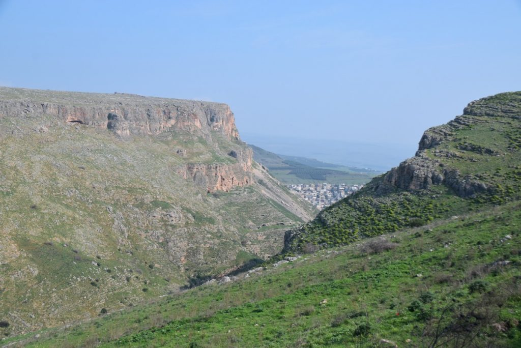 Arbel Feb 2020 Israel Tour with John DeLancey