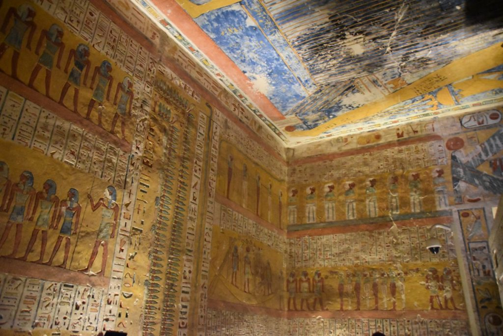 Valley of the Kings Feb 2020 Egypt Tour with John DeLancey