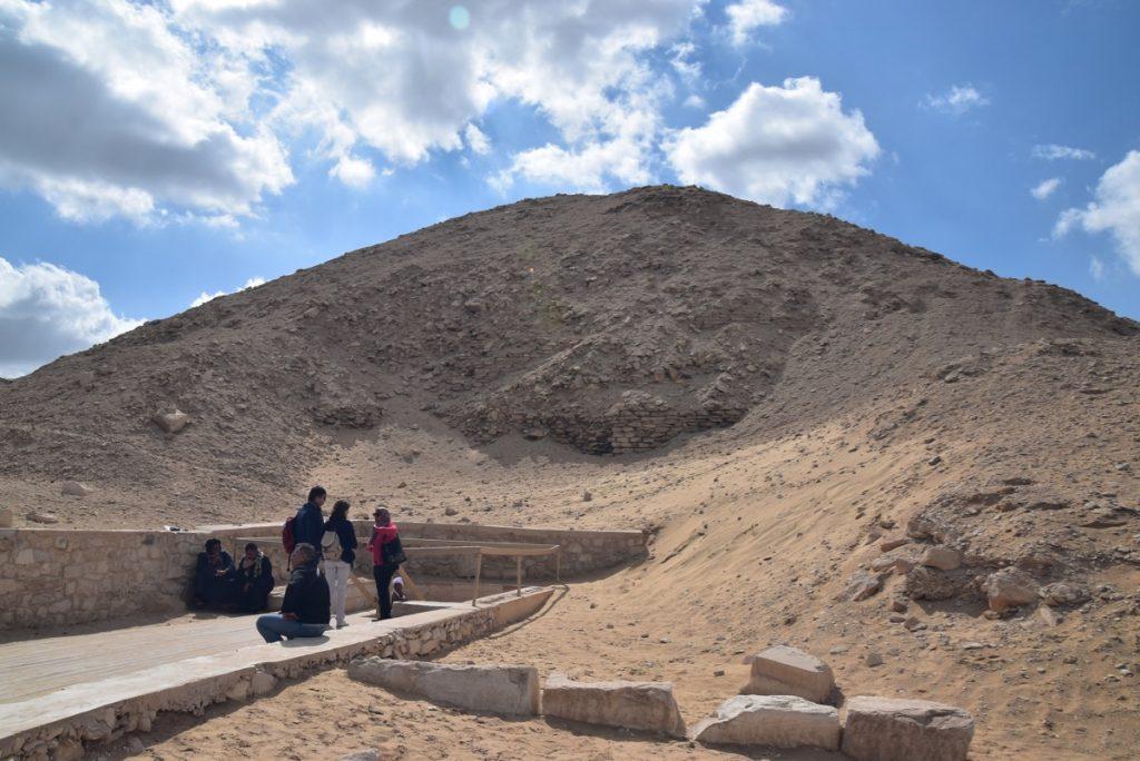 Sakkara Egypt Tour Feb 2020 Israel Tour with John DeLancey