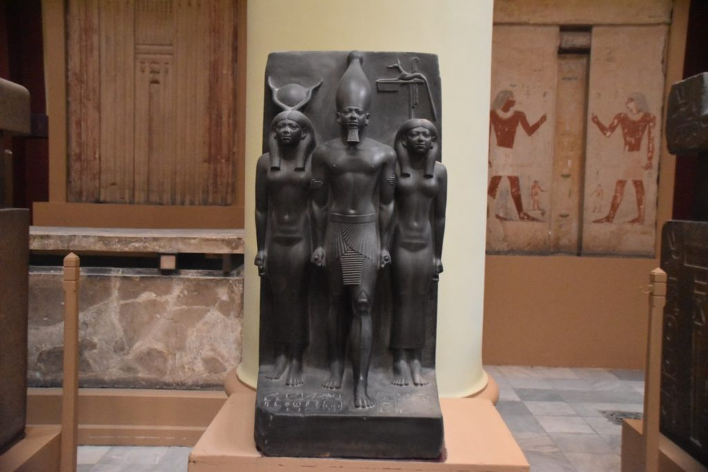 Egypt Museum Feb 2020 Israel Tour with John DeLancey