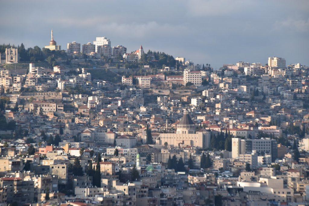 Nazareth Feb 2020 Israel Tour with Egypt John DeLancey