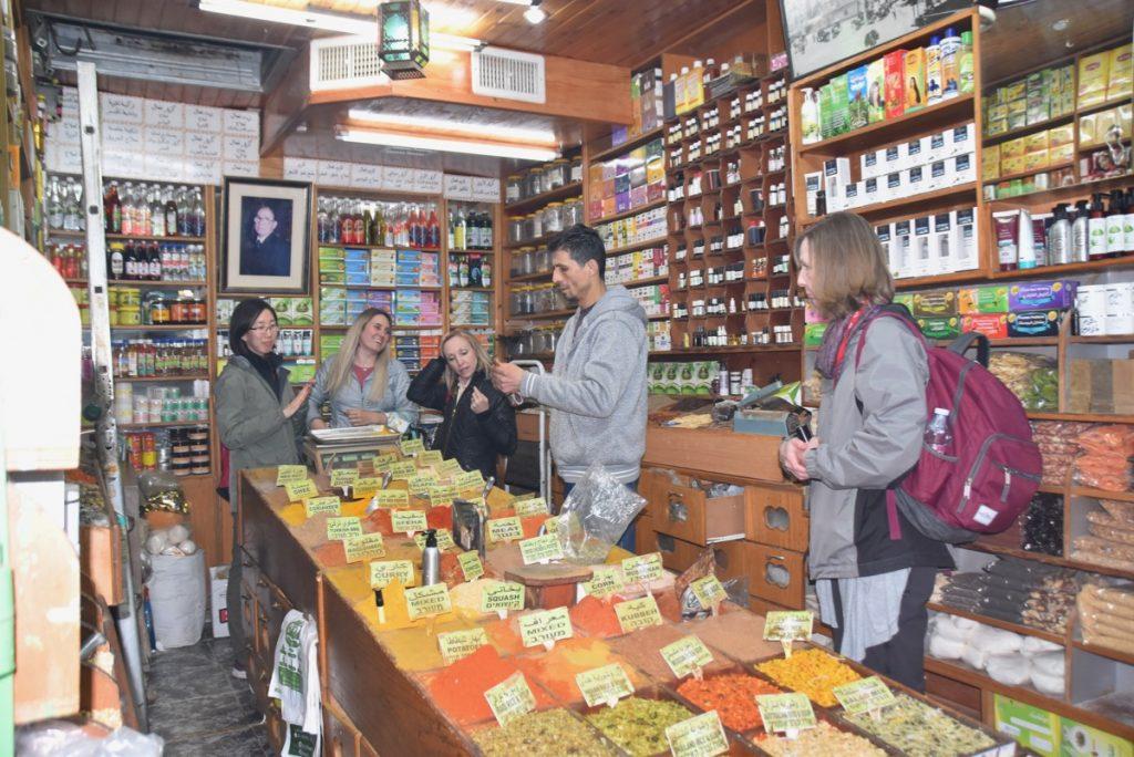 Old City Jerusalem Feb 2020 Israel Tour with John DeLancey BIMT