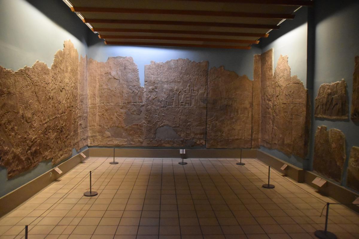Lachish Siege Assyrians