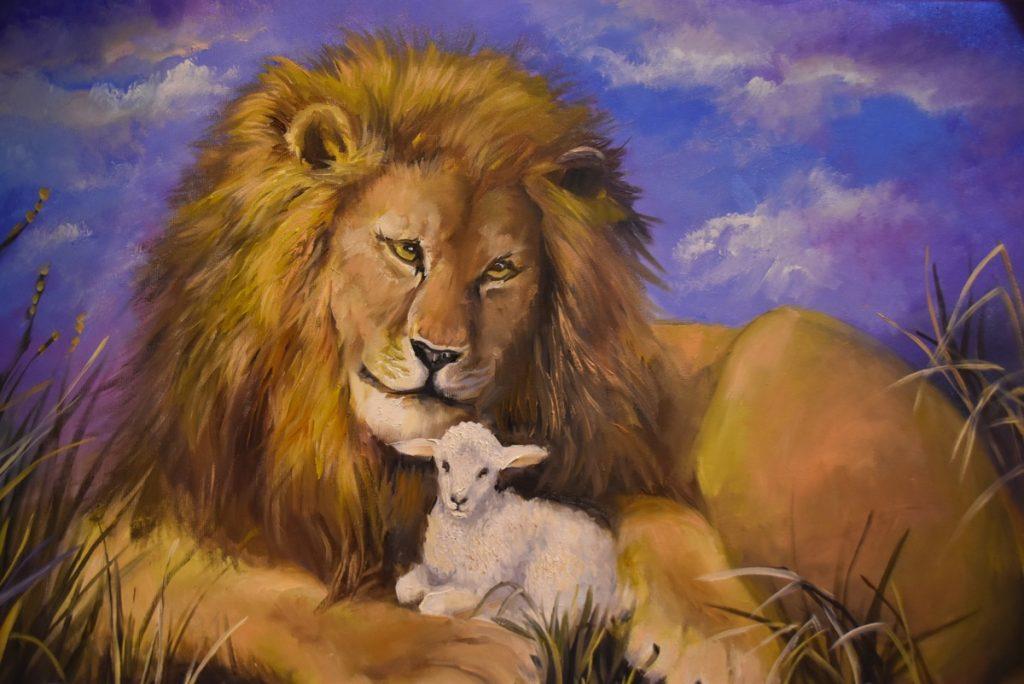 Old City Jerusalem Lion and Lamb Feb 2020 Israel Tour with John DeLancey BIMT