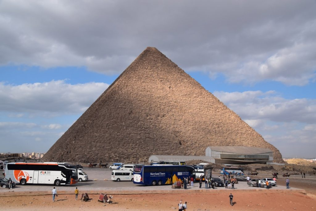 Giza Pyramids Egypt Tour Feb 2020 Israel Tour with John DeLancey