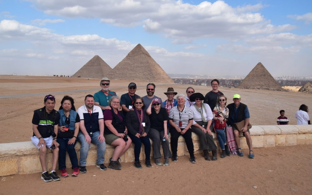 February 2020 Israel Tour Summary (with Egypt): Day 13