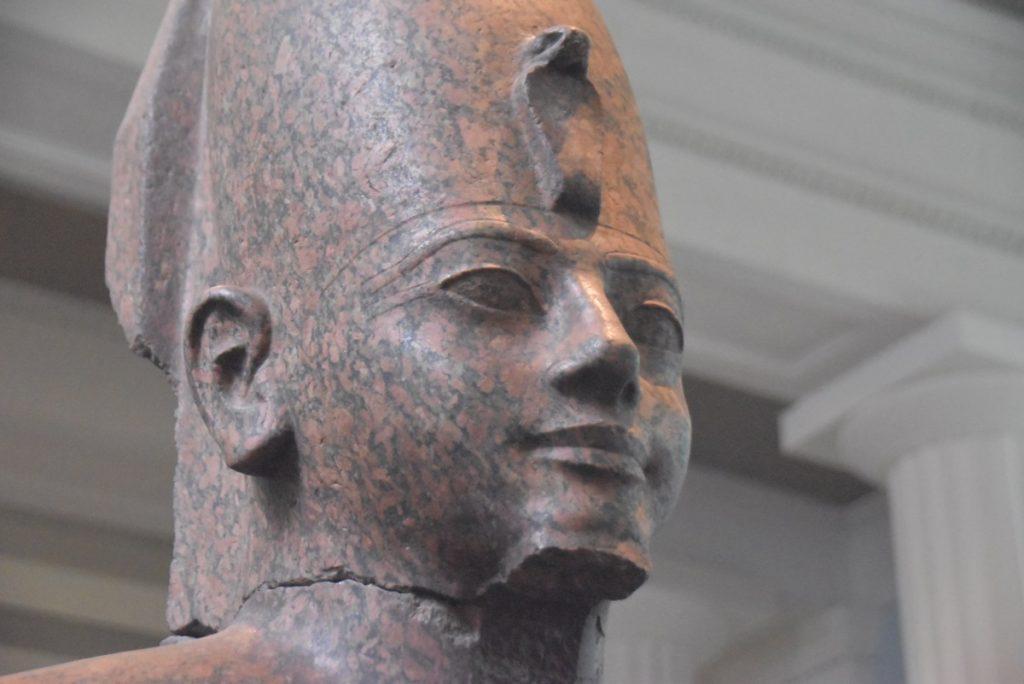 Thutmose III British Museum Feb 2020 Israel Tour with John DeLancey