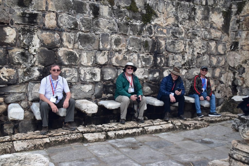 Beth Shean Feb 2020 Israel Tour with John Delancey of Biblical Israel Ministries & Tours