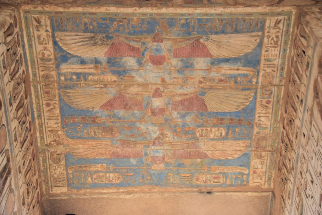 Medinet Habu Temple Feb 2020 Egypt Tour with John DeLancey