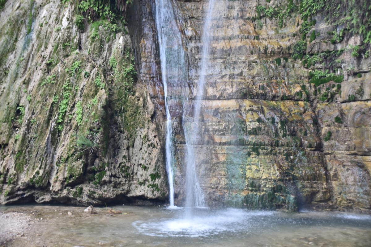 Engedi Waterfalls