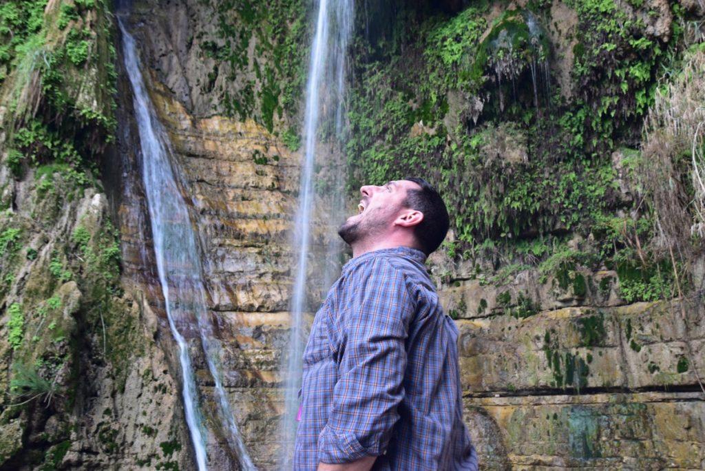 Engedi Feb 2020 Israel Tour with John Delancey of Biblical Israel Ministries & Tours