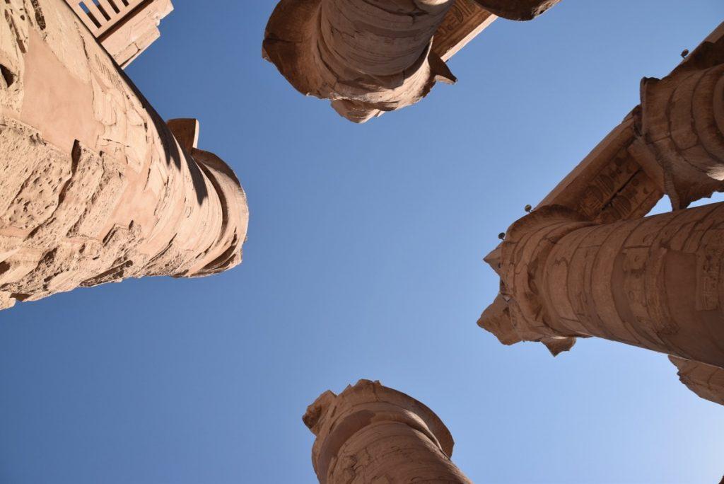Karnak Temple Feb 2020 Egypt Tour with John DeLancey BIMT