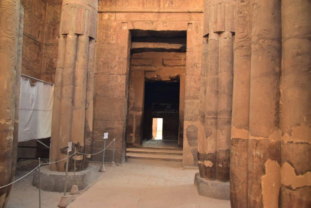 Luxor Temple Feb 2020 Egypt Tour with John DeLancey BIMT
