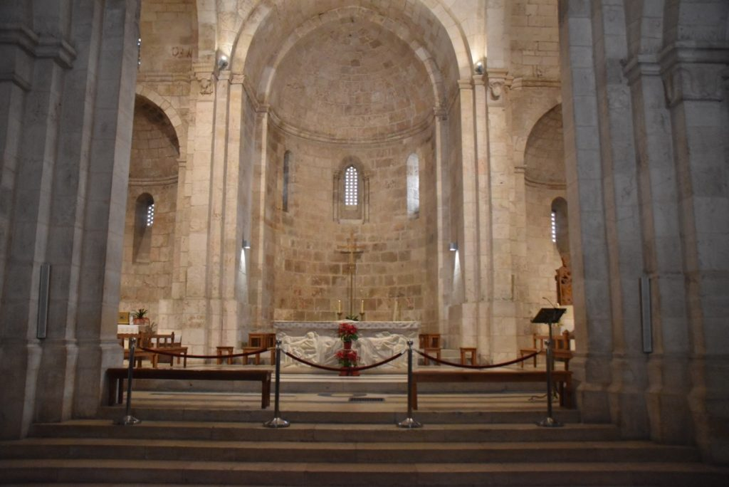 St. Anne's Feb 2020 Israel Tour with John DeLancey and BIMT