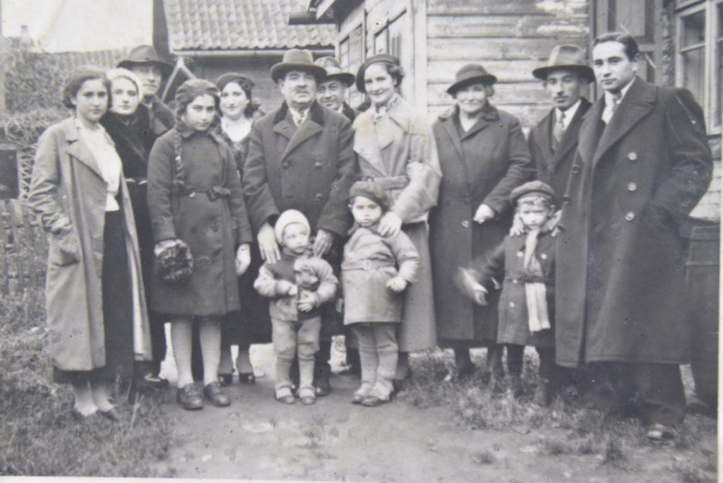 Shlomo's family