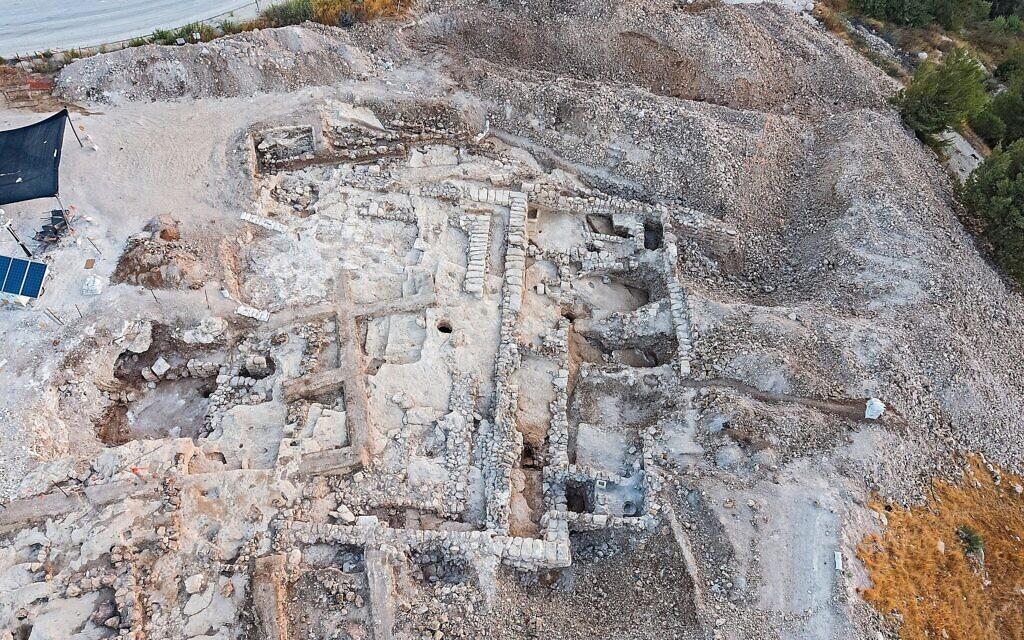 Judean Kingdom Complex Discovered