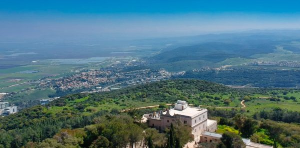 Mt. Carmel - Jezreel Valley