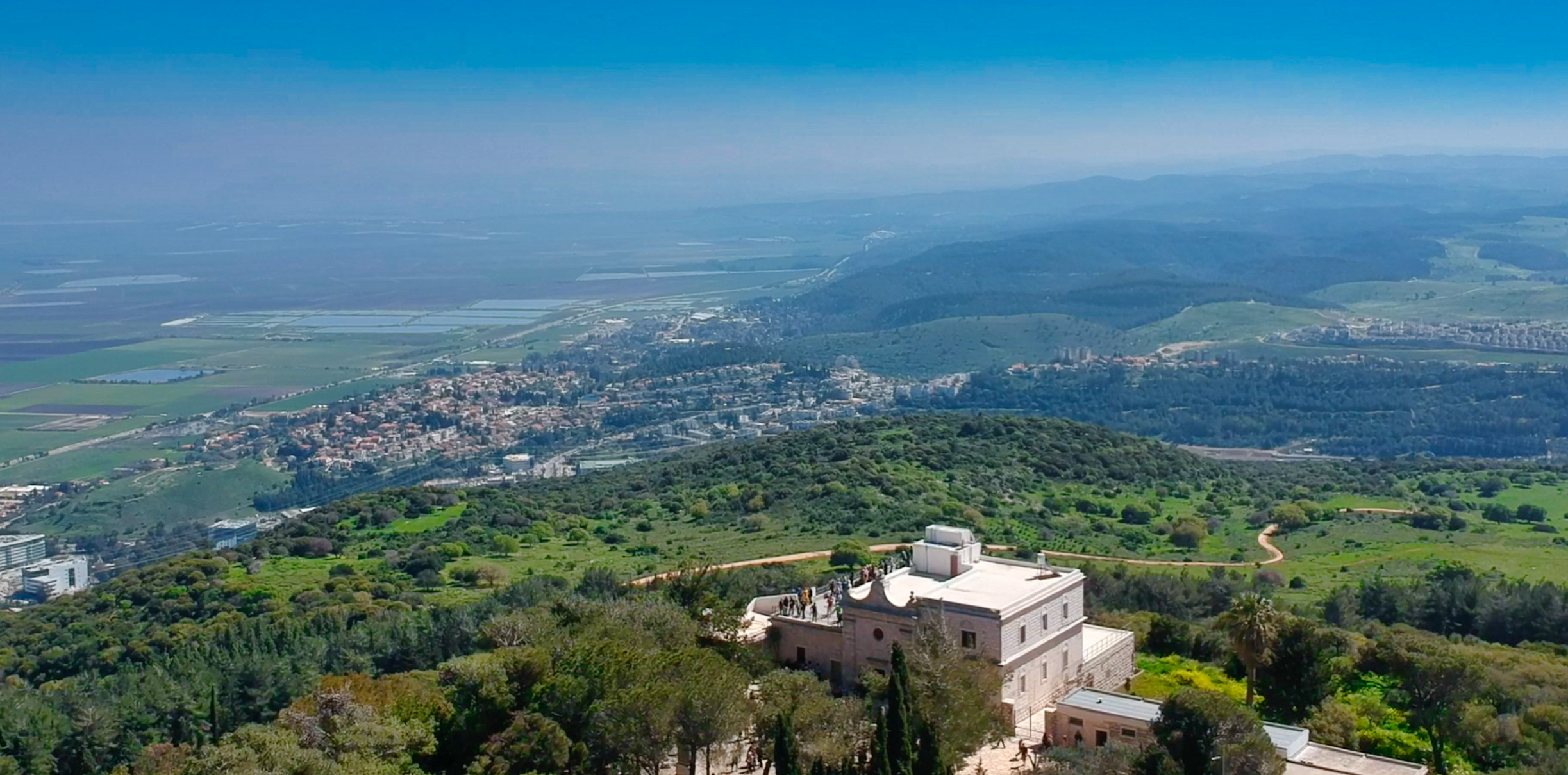 Mt. Carmel - Jezreel Valley